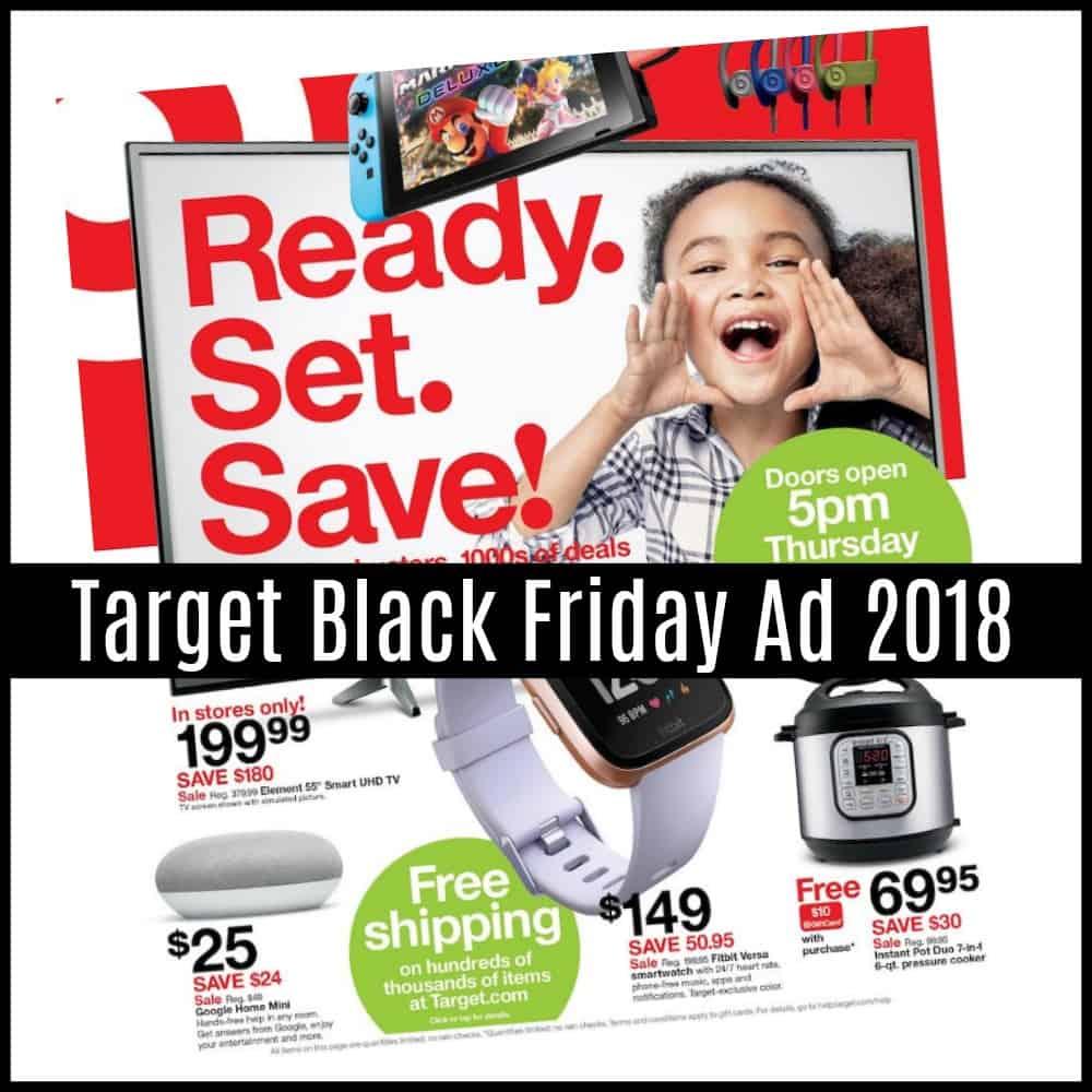 target black friday sales 2018 just released saving dollars sense. Black Bedroom Furniture Sets. Home Design Ideas