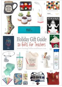 The Best Gift Ideas for Teachers