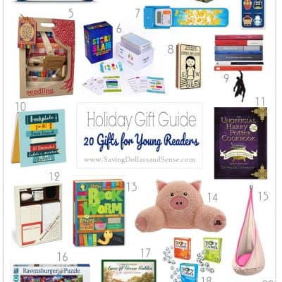 The Best Gift Ideas for Young Readers