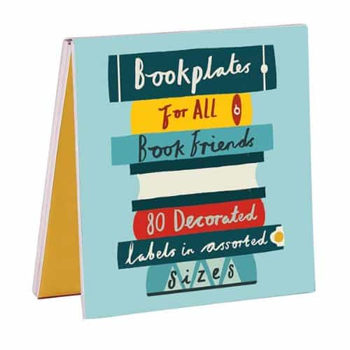 Bookplates for all book friends.