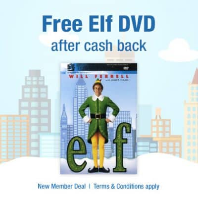 Free Elf DVD