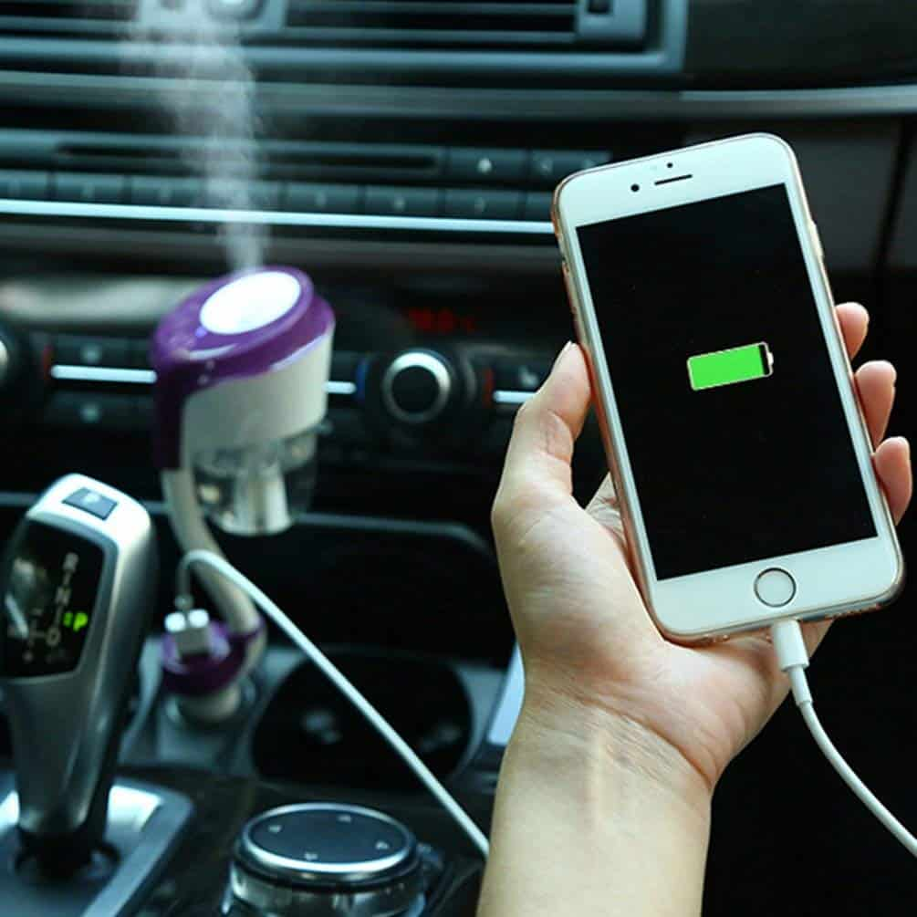 car diffuser charger
