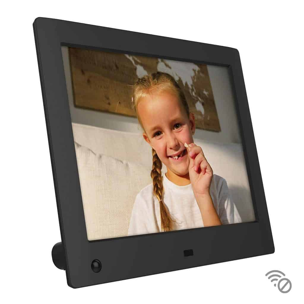 Nix advance digital photo frame.