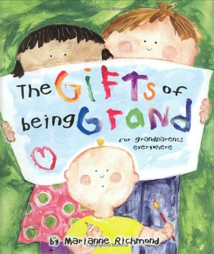 The gifts of being grand book.