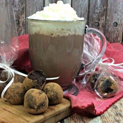 Hot Chocolate Truffles Recipe