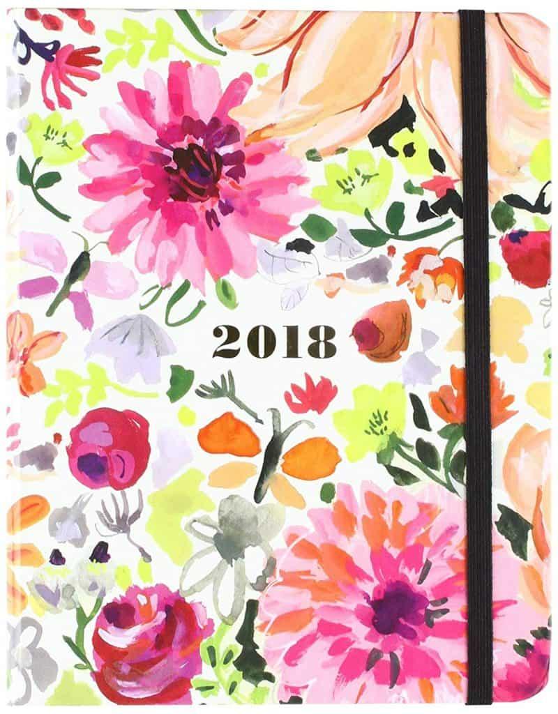 Kate Spade monthly calendar.