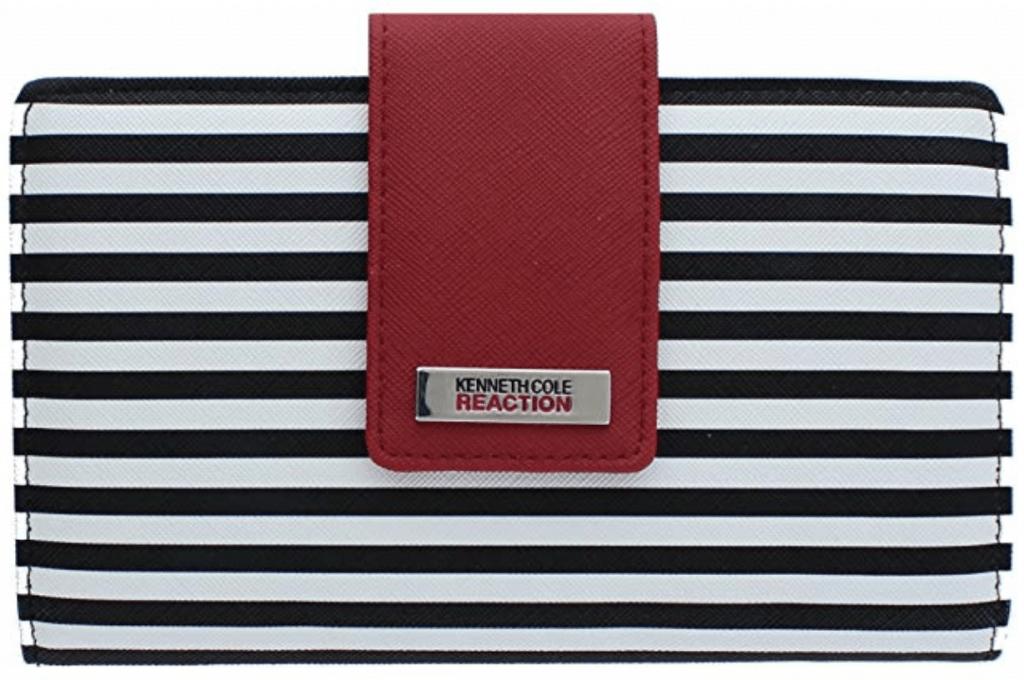 Kenneth cole tab utility wallet.