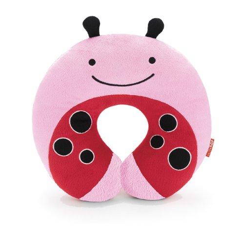 ladybug travel neck rest