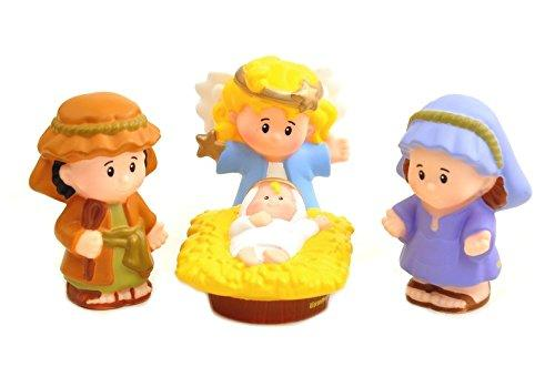 BEST DEAL Little People Nativity Set