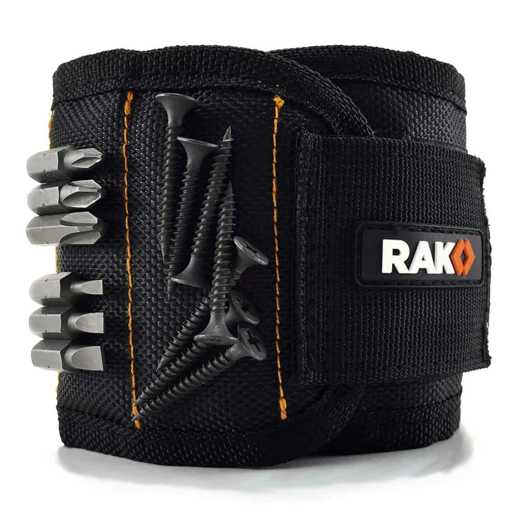 Rak magnetic wristband.