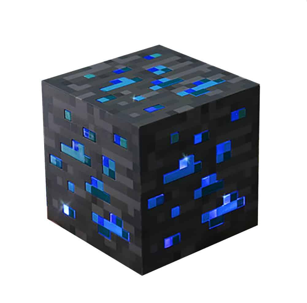 Think Geek light up diamond ore