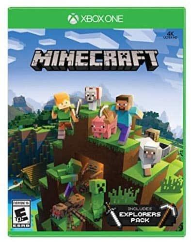 Xbox one minecraft game