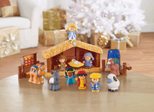 Little People Nativity Set $15.29 Shipped (Lowest Price)
