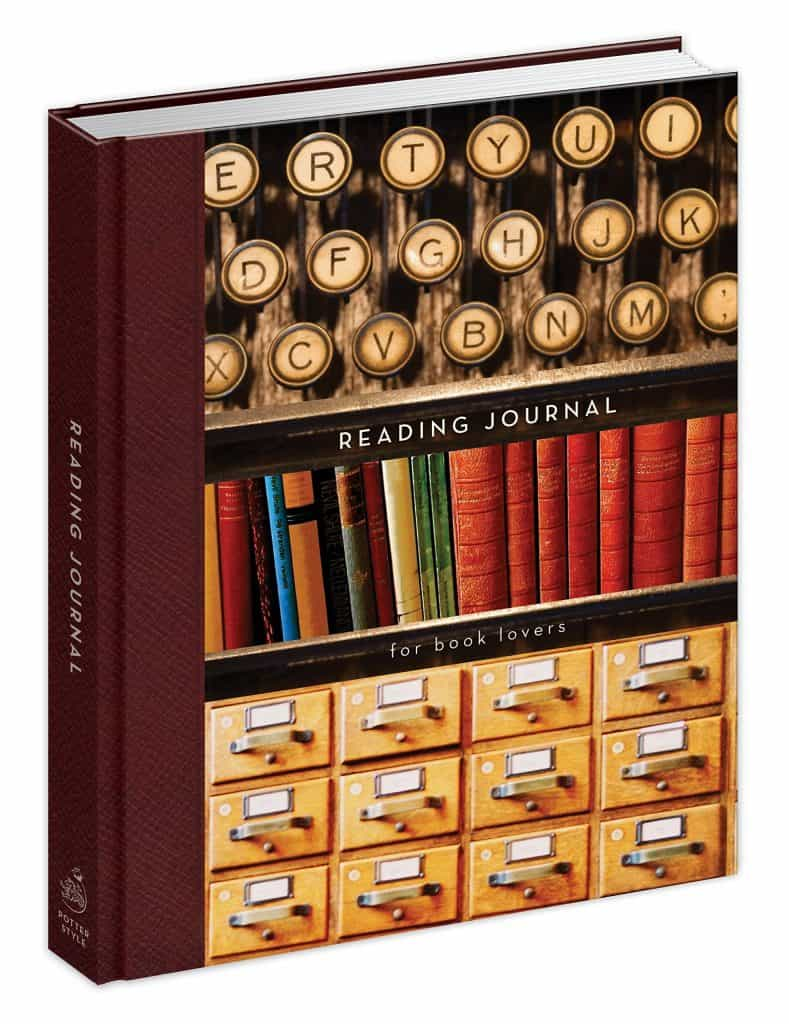 Reading journal for book lovers.