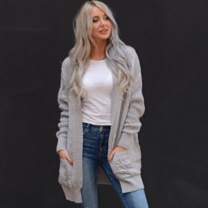 Chunky Knit Sweaters $26.99 (Was $59)