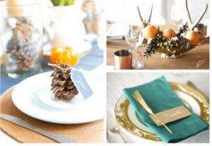 20 Elegant Thanksgiving Table Decoration Ideas