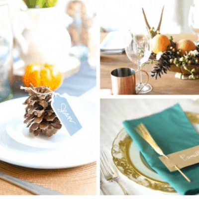 20 Elegant Thanksgiving Table Decoration Ideas