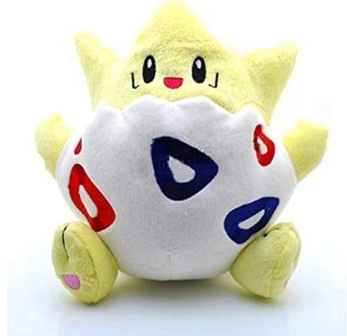 Pokemon togepi plush toy.