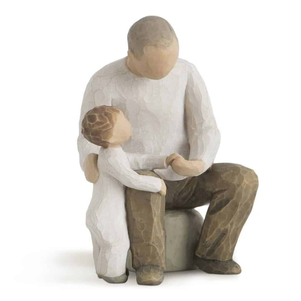 willow tree grandpa figure