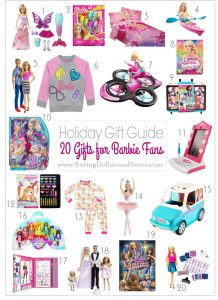 The Best Barbie Gift Ideas