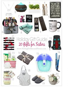 The Best Gifts for Sisters