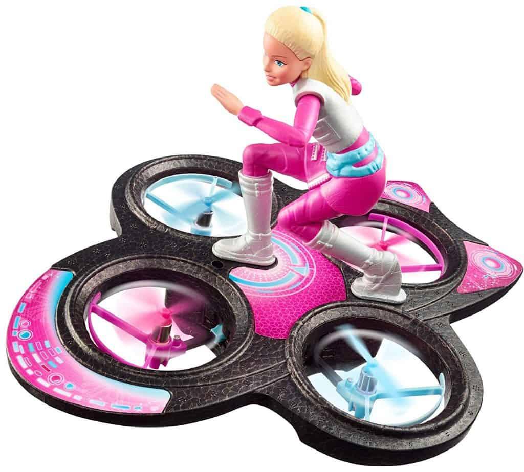 Barbie hoverboard doll.