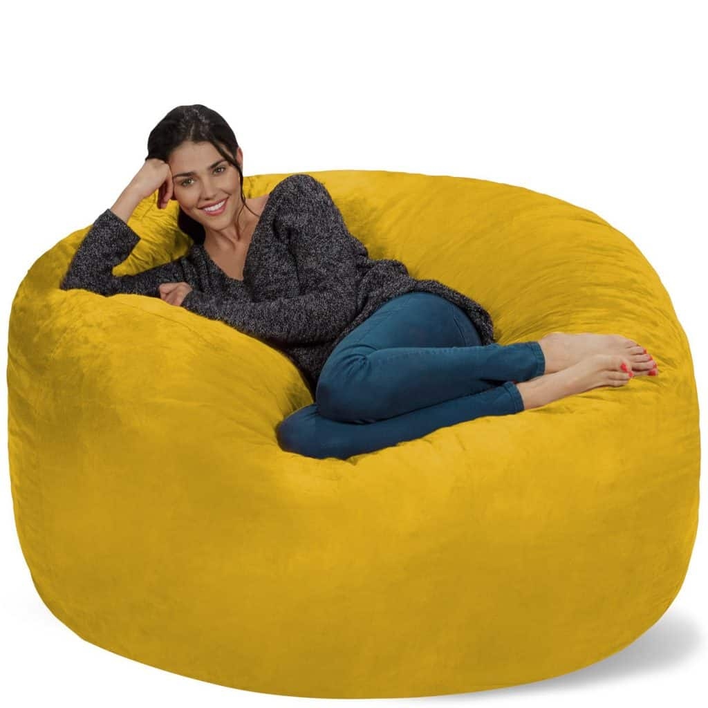 Chill sack bean bag chair.