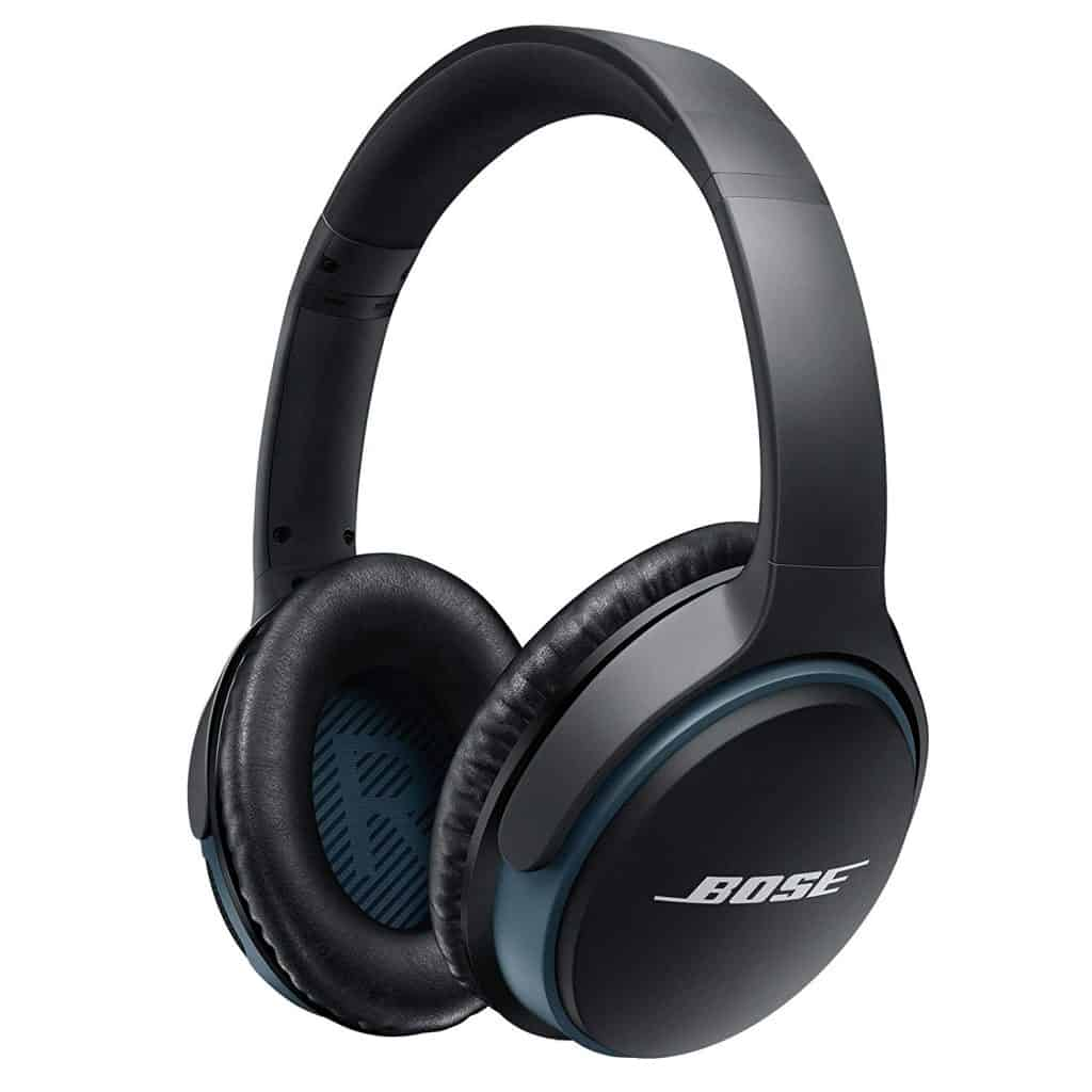 Bose soundlink headphones.