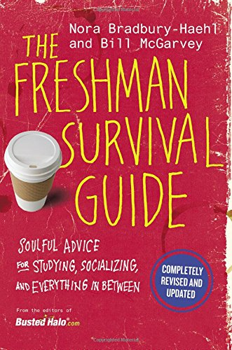 Freshman survival guide book.
