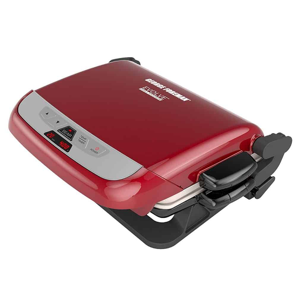 George foreman grill system.