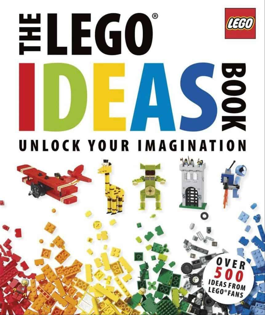 lego book of ideas