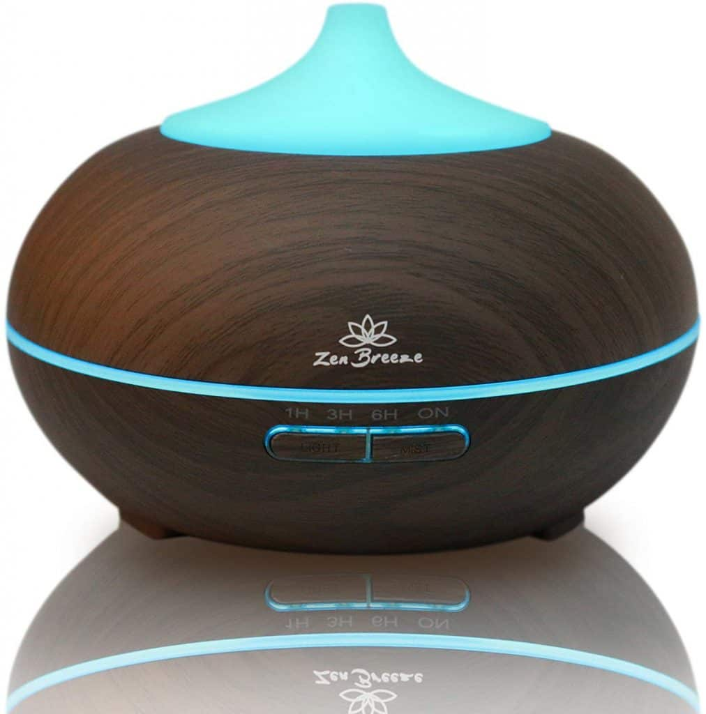 Zen breeze essential oil diffuser