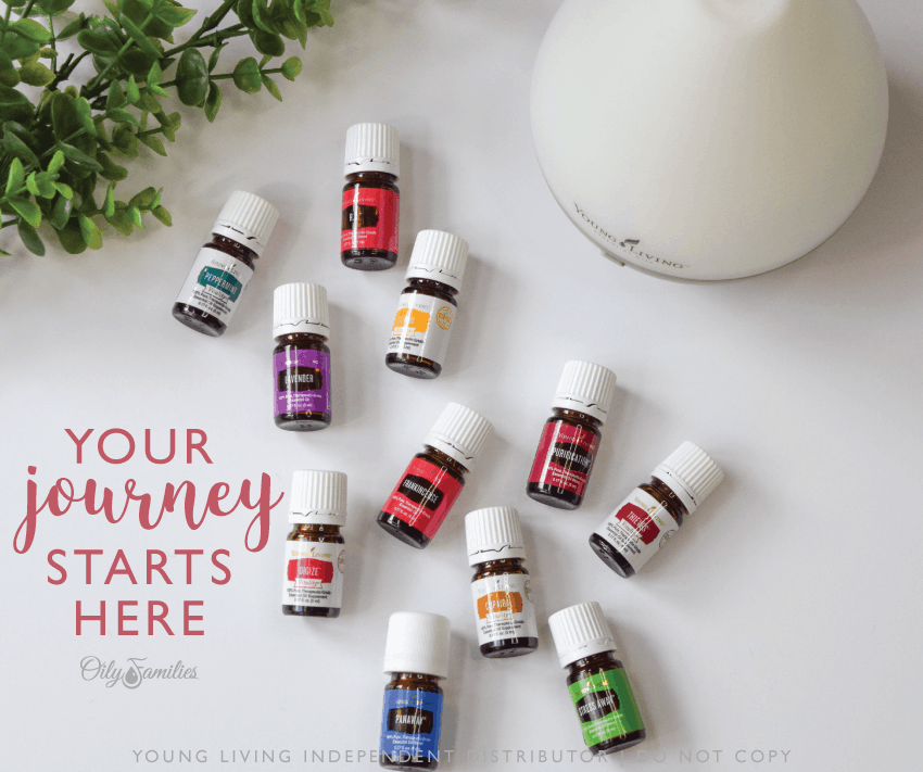Young Living Essential Oils Starter Kit