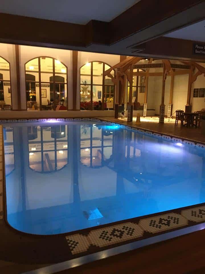 Pool at Bavarian Inn Frankenmuth