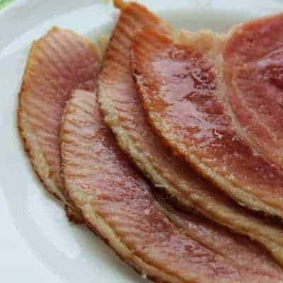 Crock Pot Spiral Sliced Glazed Ham