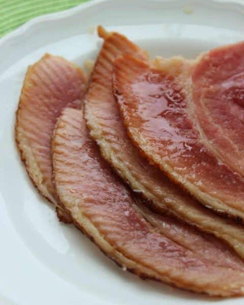 Crock Pot Spiral Sliced Glazed Ham