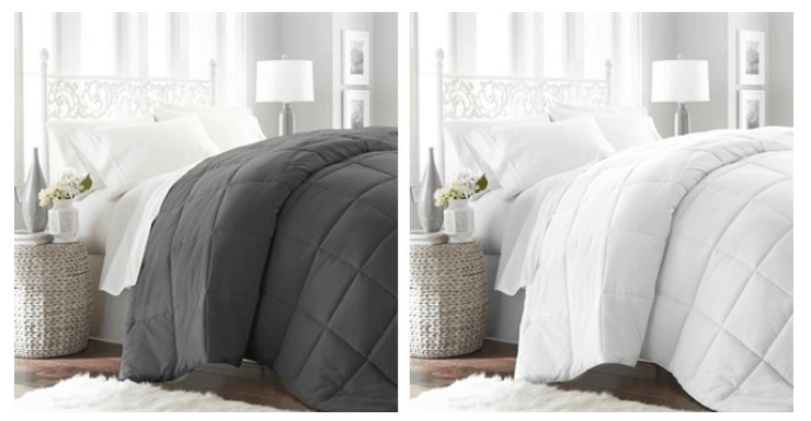 All Season Down Alternative Comforter on sale.