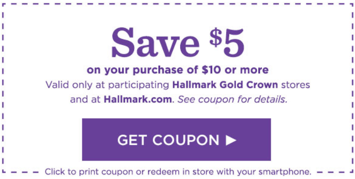 image about Hallmark Printable Coupons called discount coupons hallmark printable