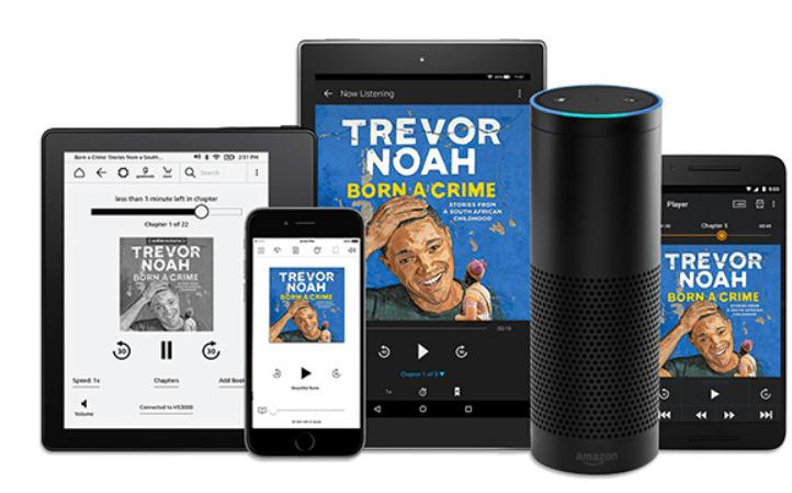 Trevor Noah: Born A Crime ebook.