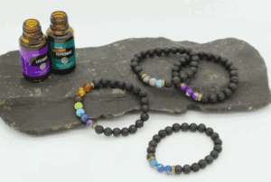 Natural Lava Essential Oil Bracelets $4.99 (Was $12.99)