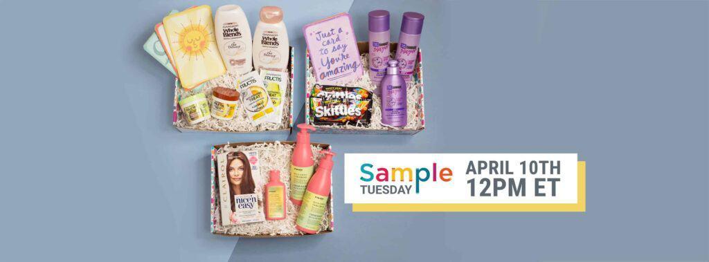 PINCHme Sample Box April Giveaway