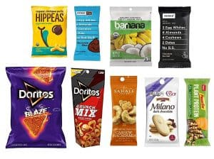 Amazon Free Snack Sampler Box