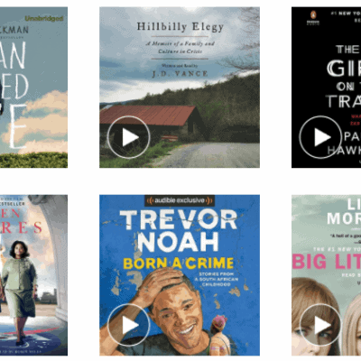 Get Two Free Audiobooks Today!