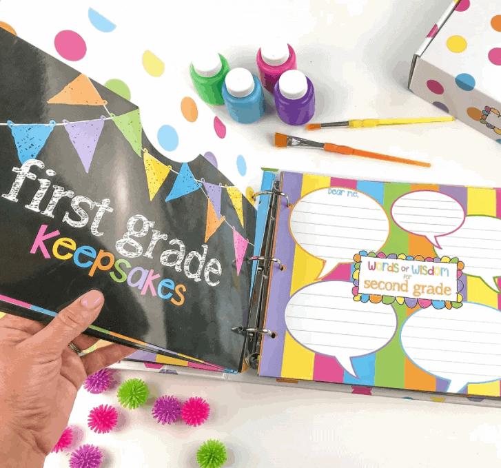 Preschool - College School Days Memory System