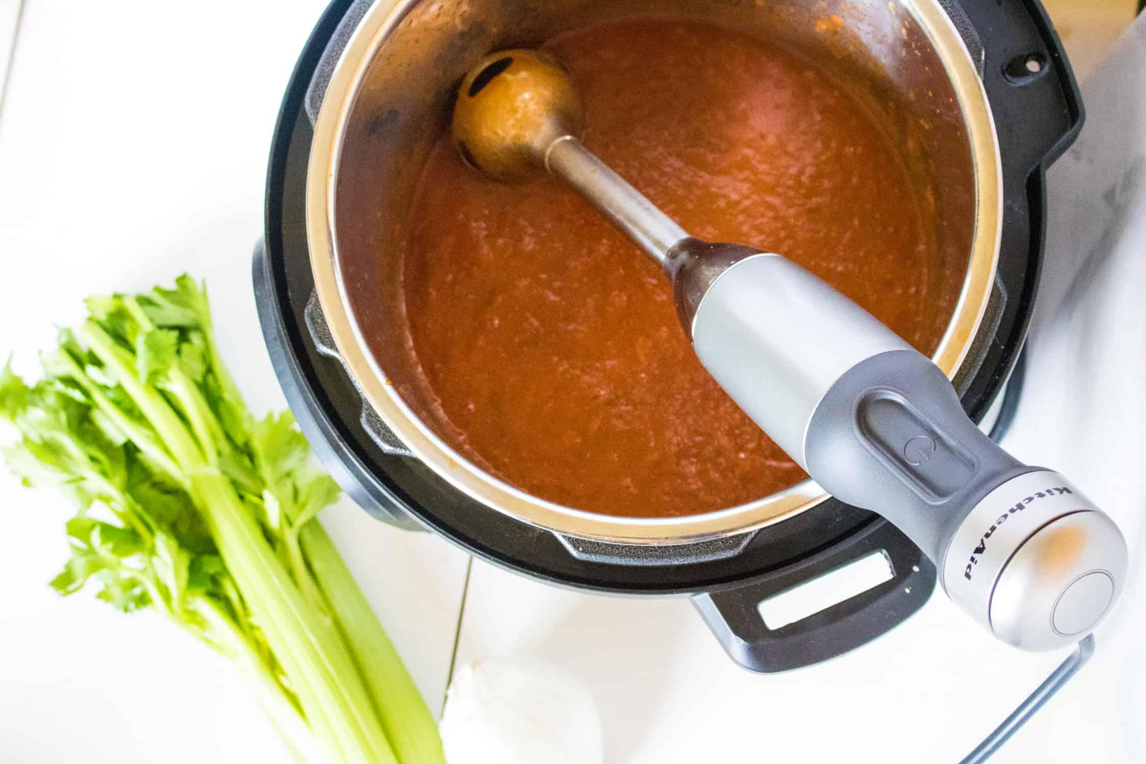 Instant Pot BBQ Sauce