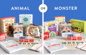 Free Kids Animal or Monster Craft Kit With Craftsy Unlimited Subscription