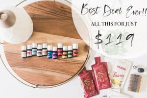Complete Essential Oils Set $119 (Was $300+)