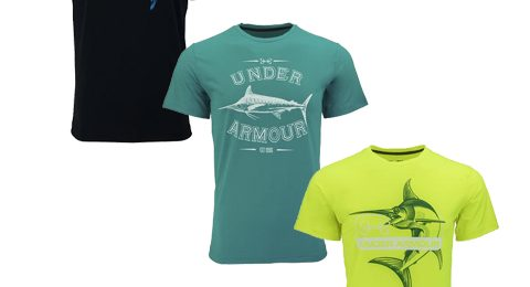 Under Armour Fishing Shirts $15