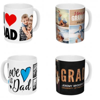 Free Custom Mug for Fathers Day