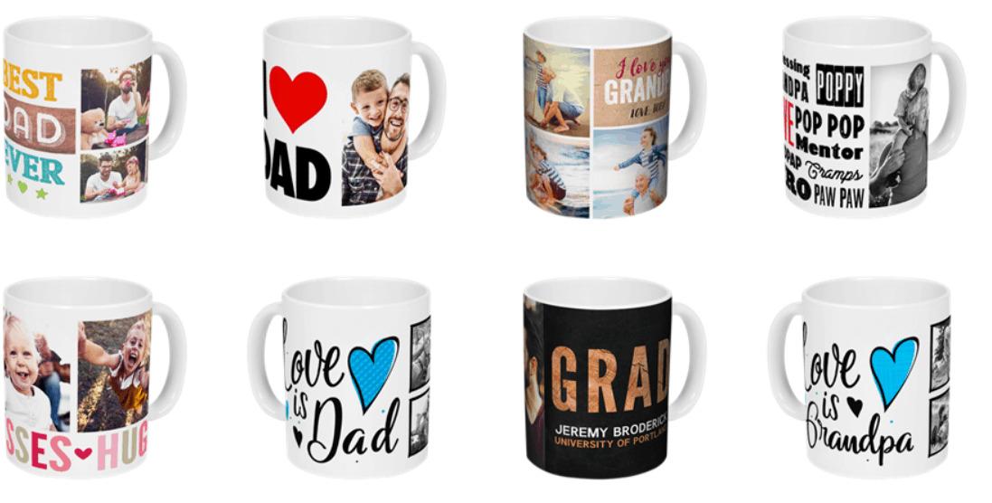 Free Custom Mug for Father\'s Day